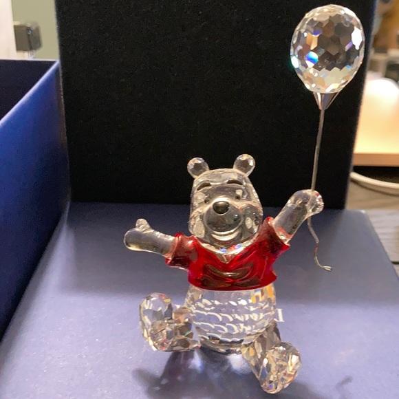 Limited Edition Winnie the Pooh Swarovski Figurine